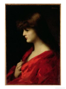 183444study-of-a-woman-in-red-early-1890s-posters2
