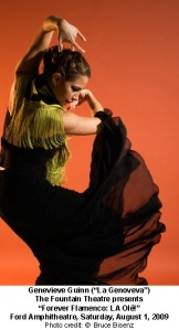 Forever Flamenco- LA Olé!_La Genoveva_sm