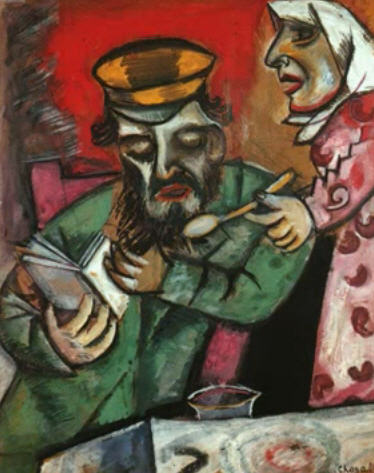 10 Facts About Marc Chagall Cultural Cocktail Hour